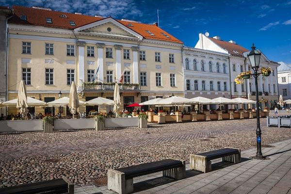 Город Тарту (Tartu), Эстония